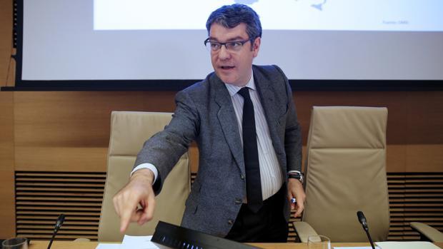 El ministro Álvaro Nadal en una imagen de archivo