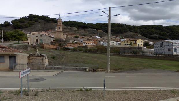 Manchones es un pueblo de poco más de cien empadronados, perteneciente a la comarca de Daroca