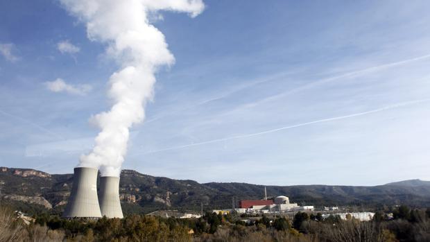 Imagen de archivo de la central nuclear de Cofrentes