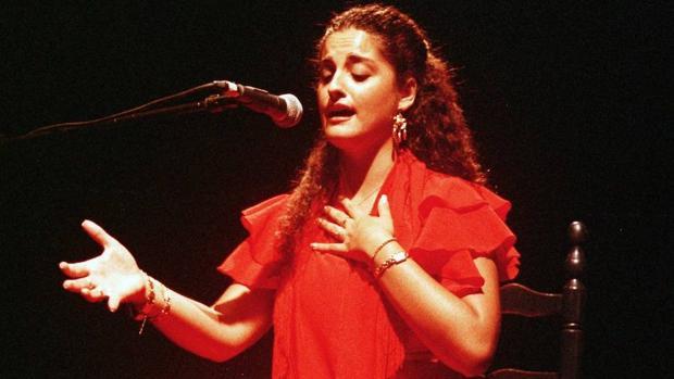 Rocío Segura, en una imagen de archivo