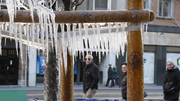 Sigüenza es el municipio más frío de Castilla-La Mancha