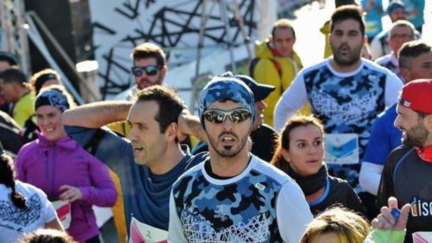 Imagen de archivo de la carrera