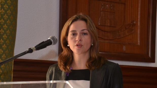 Virginia Peña, magistrada que este jueves interrogó a «El Yoyas» y Fayna Bethencourt
