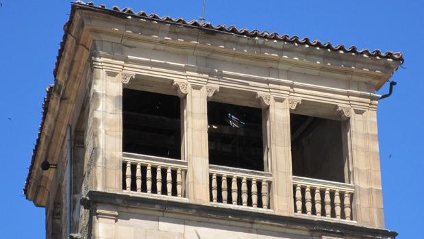 La torre de los Anaya, uno de los edificios que se rehabilitará