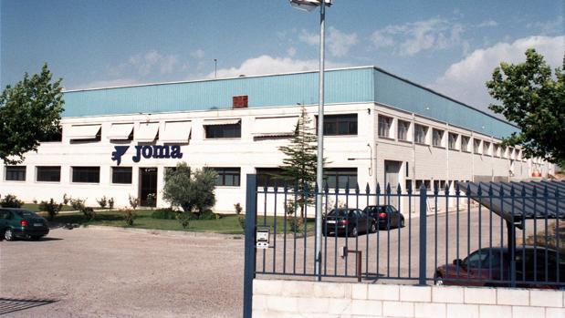 Fachada de Joma