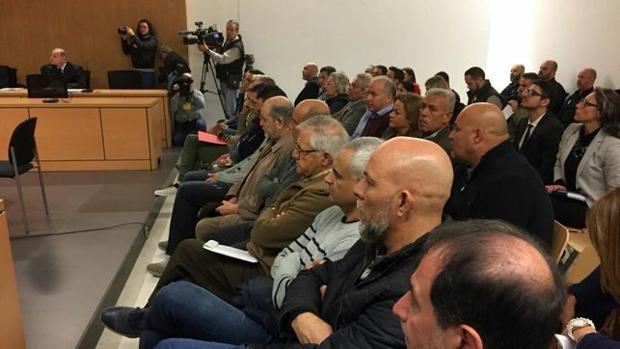 Inicio del juicio por el «caso Faycan» en la capital grancanaria