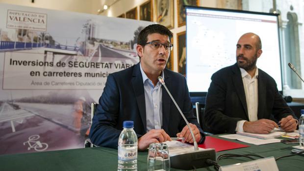 Jorgue Rodríguez y Pablo Seguí