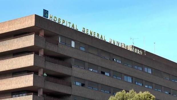 Fachada del Hospital General Universitario de Albacet