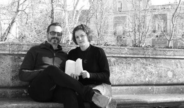 Pedro Gascón y su esposa Anaís Toboso