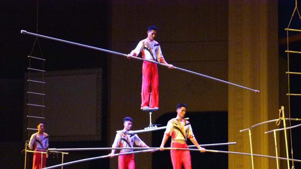 Gran Circo de Pyongyang