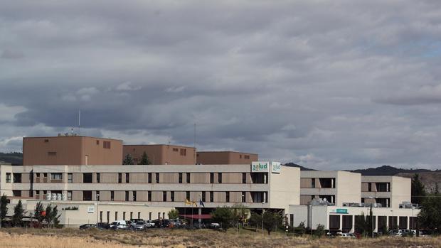 Hospital «Ernest LLuch» de Calatayud