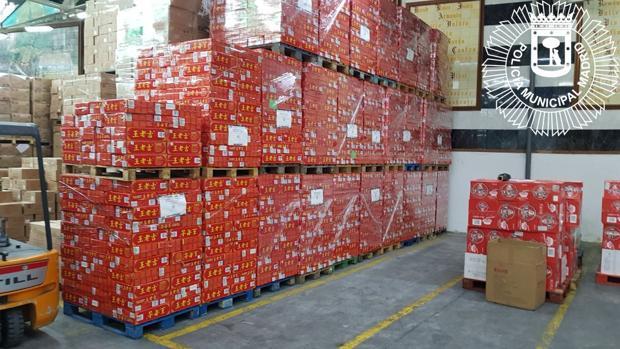 Las latas de refresco intervenidas