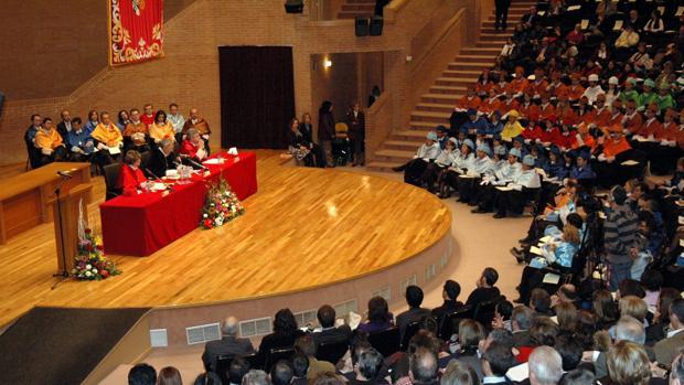 Paraninfo del campus de Albacete