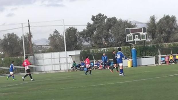 Un encuentro reciente disputado por el Tómbola AC de Alicante en categorías juveniles