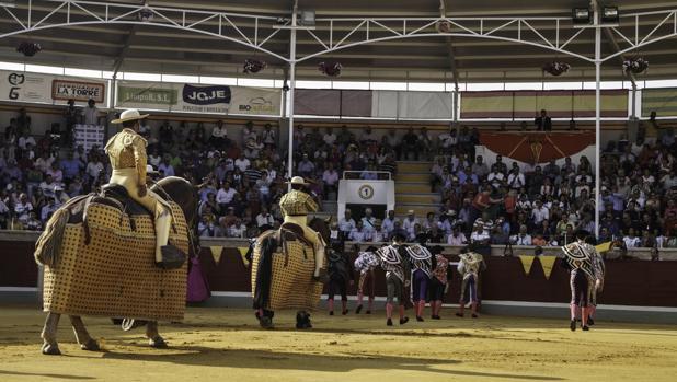 Villaseca organiza cada año el «Alfarero de Oro», uno de los principales certamenes del escalafón menor