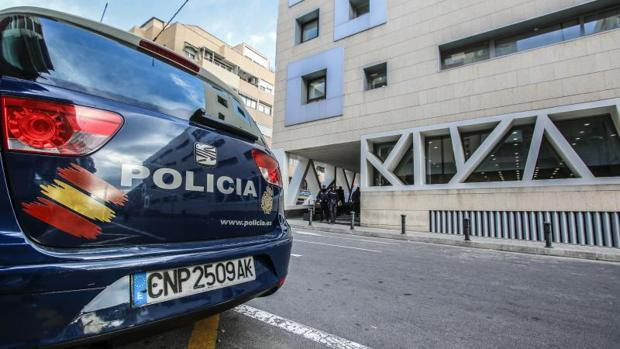 Policía Nacional Alicante