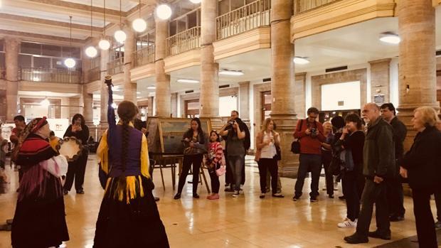 Actuación en el Centro Gallego de Buenos Aires