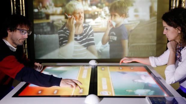 Simulador de funcionamiento del restaurante Virtuchef