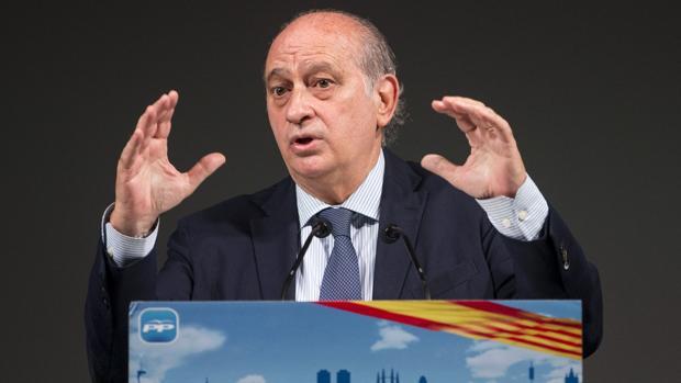 Jorge Fernández Díaz, en una imagen de archivo