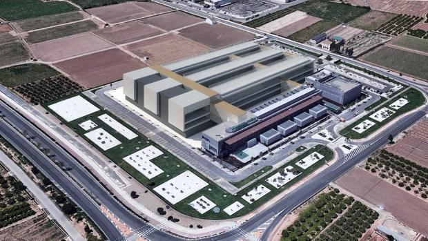 80 millones de inversi n y metros cuadrados as for Mercadona oficinas centrales