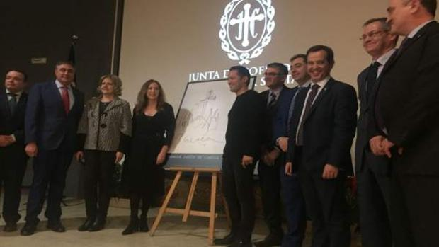 Presentación del cartel anunciador de la Semana Santa de Cuenca 2018