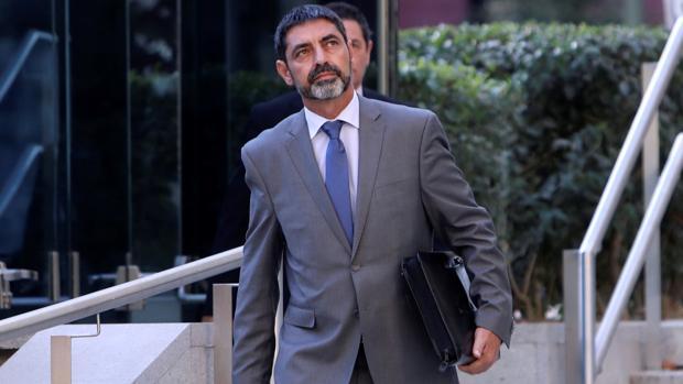 Josep LluIs Trapero, en una imagen de archivo