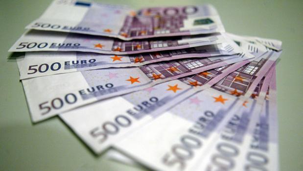 La Policía Nacional ha desarticulado un grupo que falsificaba billetes de 500 euros