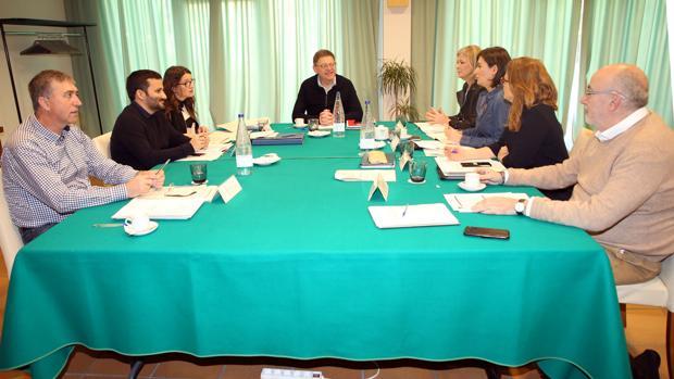 Reunión del Seminari d'Hivern del Consell, este sábado en Benicarló (Castellón)