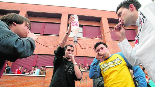 En 2016, las Urgencias de los hospitales atendieron 506 casos de consumo de alcohol en menores de 21 años