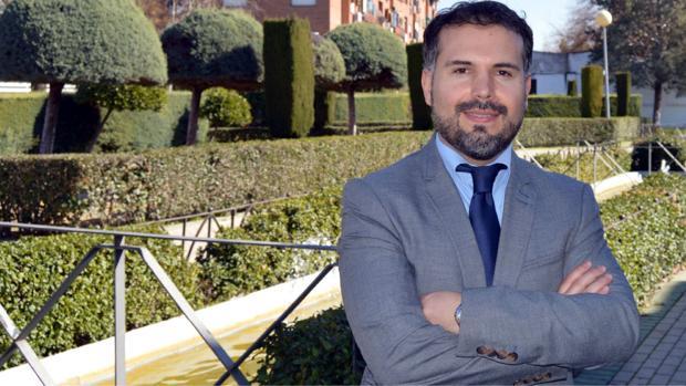 Carlos Delgado, concejal de Unión por Leganés