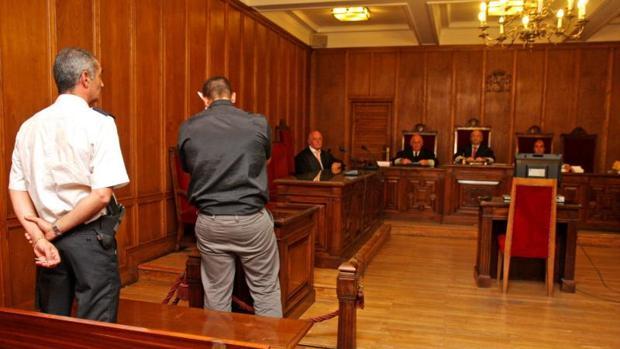 Juicio celebrado en la Audiencia Provincial en Elche, en imagen de archivo