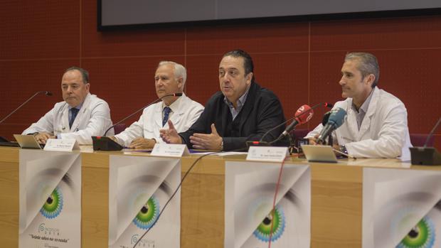 Presentación del próximo congreso FacoElche
