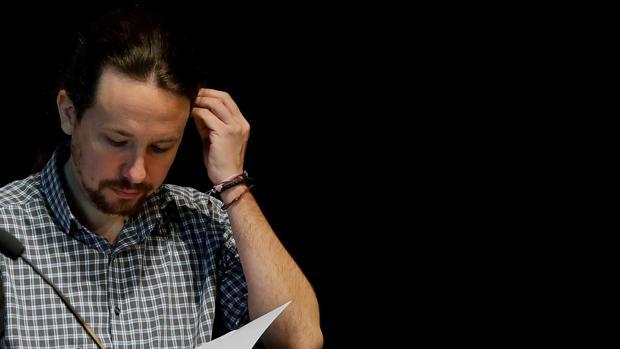 Pablo Iglesias presenta los presupuestos alternativos de Podemos