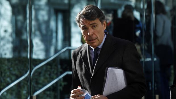 El expresidente de la Comunidad de Madrid, Ignacio González, el pasado diciembre