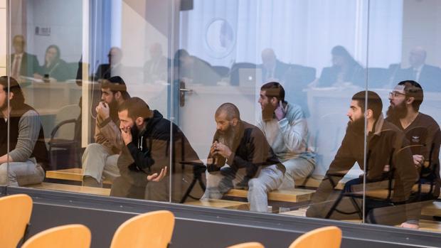 Los integrantes de una célula yihadista, desarticulada en 2015 en la operación Caronte