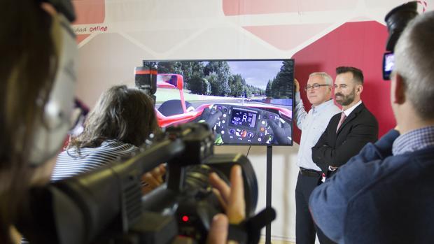 Presentación del proyecto en Valladolid