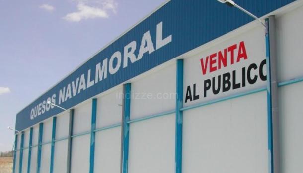 La fábrica está situada en el kilómetro 2 de la carretera de Toledo