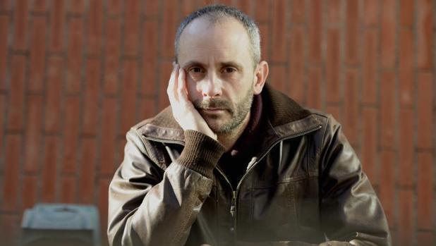 Colin Niel, fotografiado ayer en Barcelona