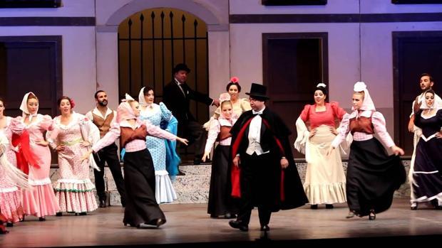 «La Gran Vía» de Teatro Cachivaches llega este sábado al escenario del teatro de Rojas