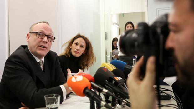 El nuevo abogado de Oriol Junqueras ha sido presentado hoy
