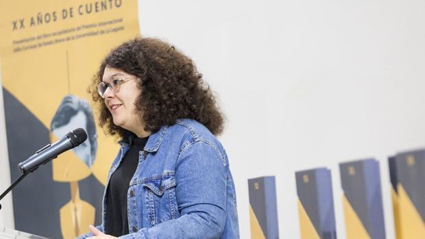Aída González Rossi. Premio Internacional Julio Cortázar de Relato Breve