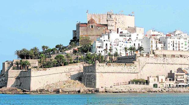 Imagen de archivo del castillo del Papa Luna