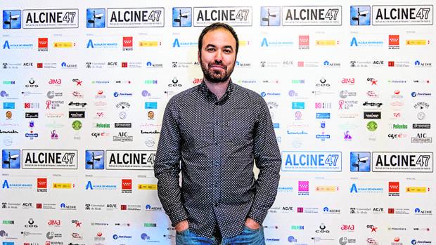 El director Vvgués, Álvaro Gago