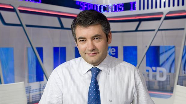 Julio Somoano, Director del Debate de La 1