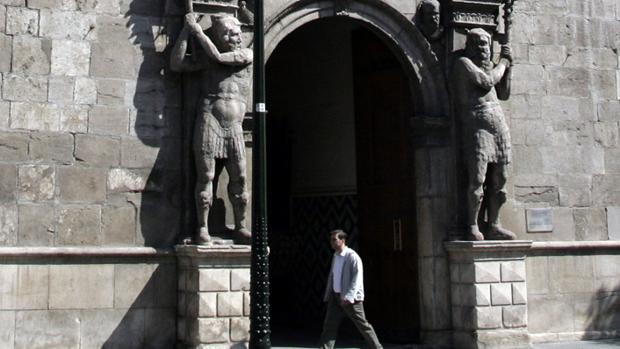 Palacio de la Audiencia Provincial de Zaragoza
