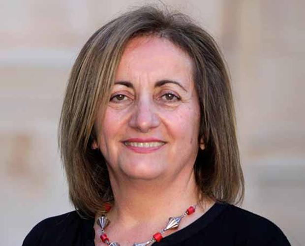 Fanny Tur, consejera de Cultura del Gobierno balear