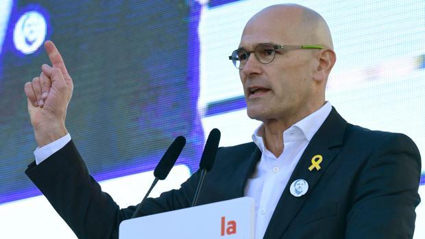 Raül Romeva, exresponsable de la diplomacia catalana