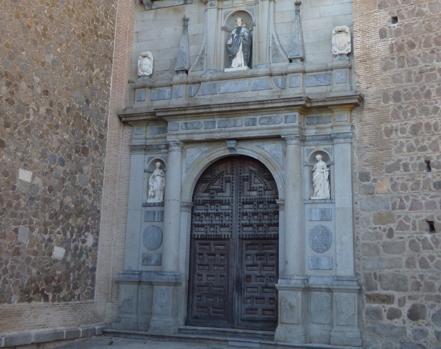 Capilla de San Pedro Mártir, primera sede del Museo Provincial en 1844