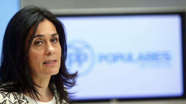 La viceportavoz parlamentaria del PPdeG, Paula Prado, en una imagen de archivo
