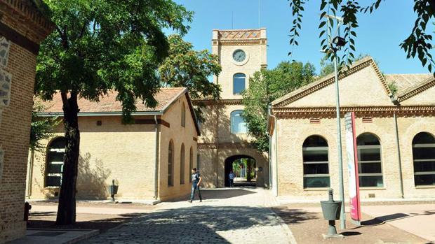 Campus de la Fábrica de Armas, en Toledo